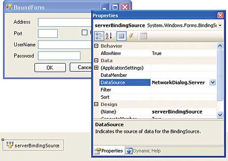 Data Binding for Windows Forms -  NET tutorial - developer