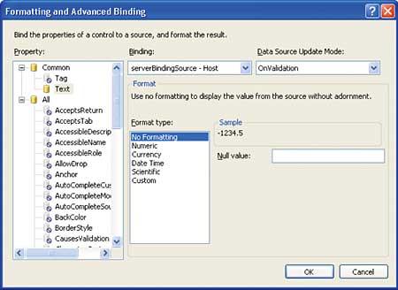 Data Binding for Windows Forms -  NET tutorial - developer Fusion