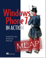 Windows Phone 7 In Action Book Cover