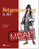 Metaprogramming In .NET Book Cover