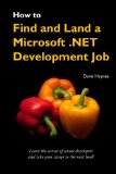 How to Find and Land a Microsoft .NET Development Job