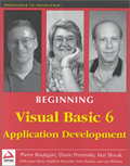 Beginning Visual Basic 6 Application Development