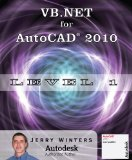 VB.NET for AutoCAD 2010 - Level 1